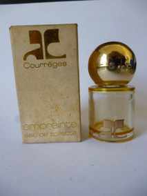 Miniatura Perfume Vazio Empreinte De Courréges hQCtxsdr