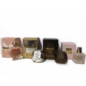 Miniatura De Perfumes Importados 03 Unidades Á Escolha