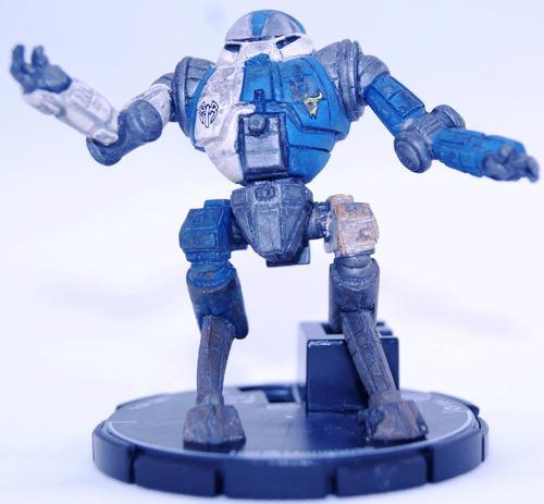 miniatura de robô mechwarrior battletech - mongoose 3