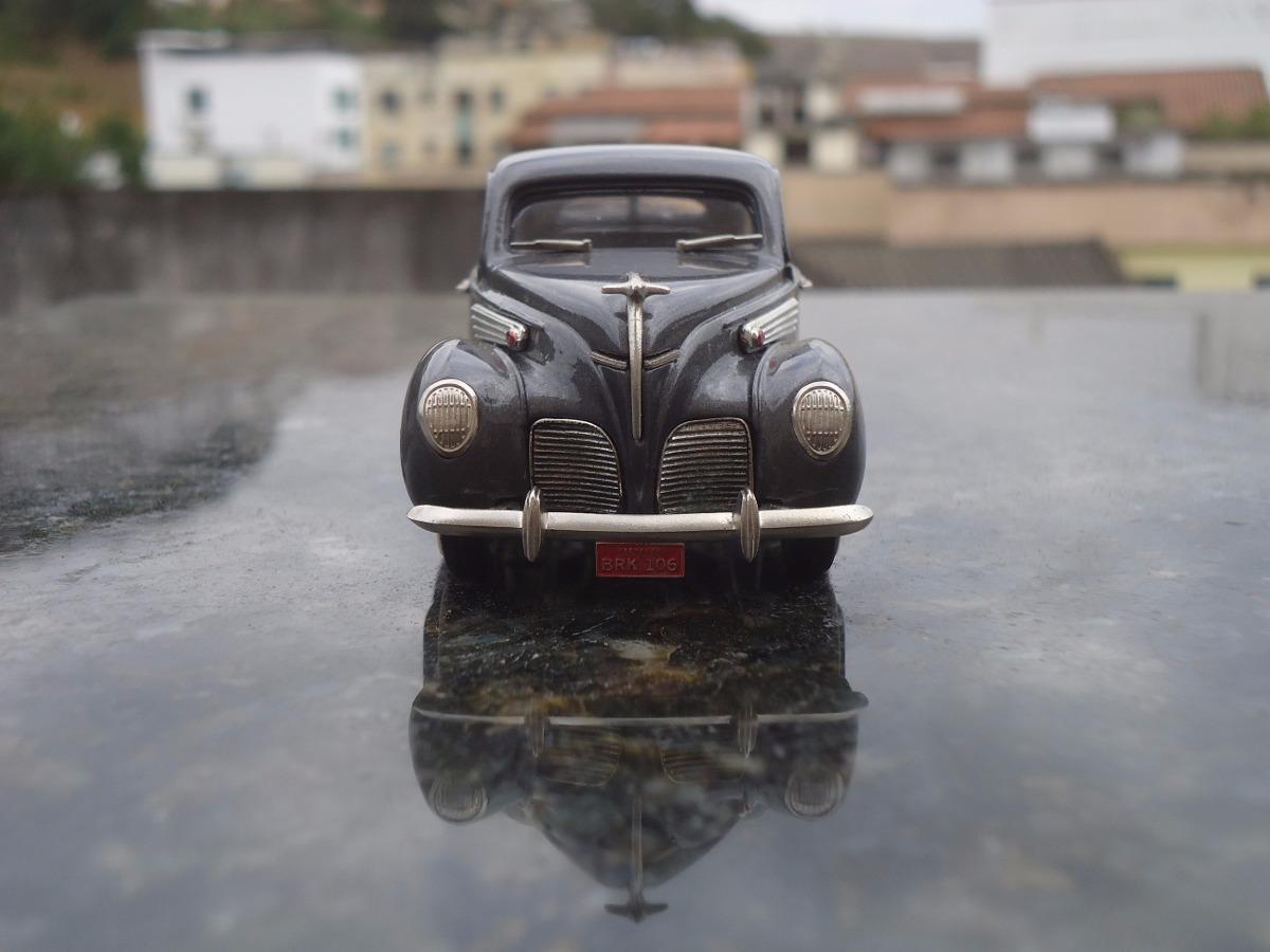 Miniatura De Veiculo Lincoln Zephyr 4 Door Ano 1938 R 489 99 Em