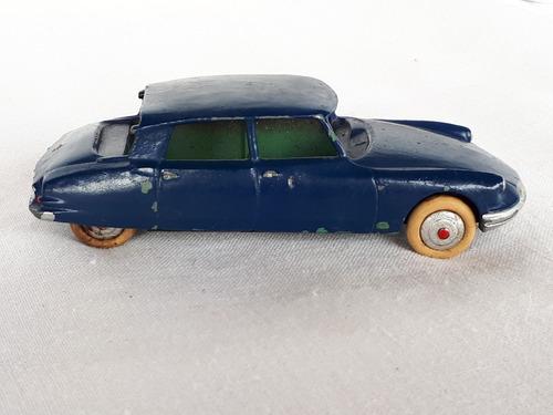 miniatura dink toys meccano citroen ds19 - 24c