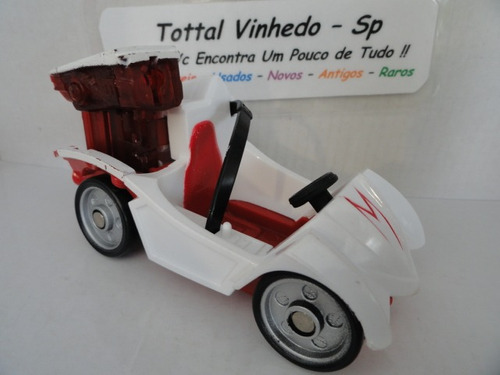 miniatura do speed racer movie warner bros original !!!