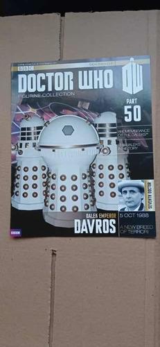 miniatura doctor who 50 dalek emperor davros - bonellihq h18