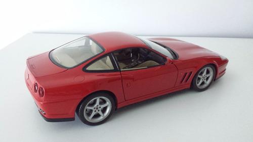miniatura ferrari 550 1/18 ut models