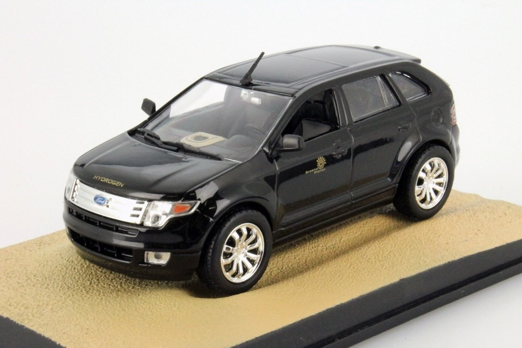 Miniatura Ford Edge James Bond Cars  Quantum  Carregando Zoom