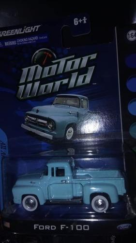 miniatura ford f 100 greenlight nova !!!
