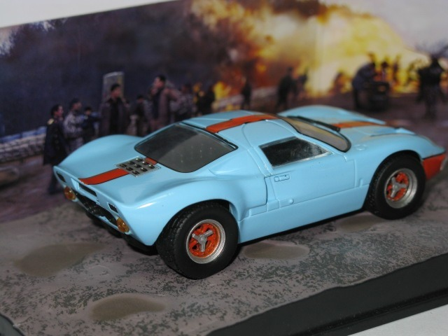 Miniatura Ford Gt James Bond  Ford Gt