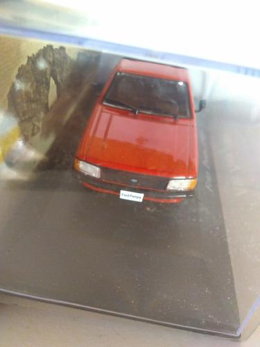 miniatura ford pampa 1989 escala 1/43