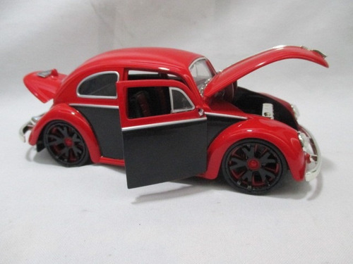 miniatura fusca 1959 jada toys  1/24