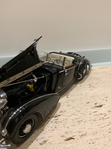 miniatura horch 855 spezial roadster escala 1/18