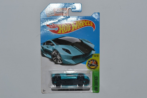 miniatura hot wheels 1:64