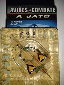 Miniatura Jato Iai Kfir C-2 Israel Planeta De Agostini