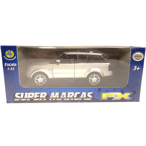 miniatura land rover range rover sport super marcas fx 1/32