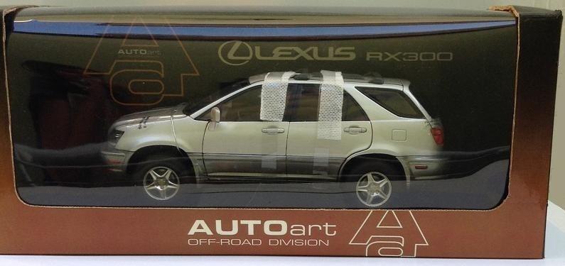 Miniatura Lexus Rx 300 2005 1:18 Offroad Autoart