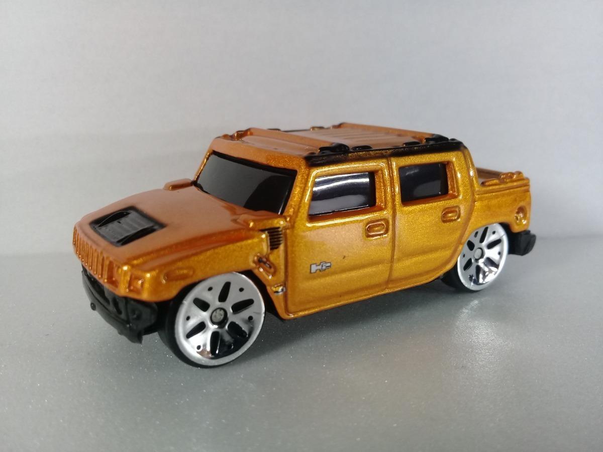 Matchbox 2019 2002 Hummer H2 SUV Concept 1:64