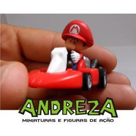Miniatura Mario Kart - Mario Kart Baby Figura Ação
