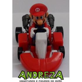 Miniatura Mario Kart - Mario Kart Mario Figura Ação