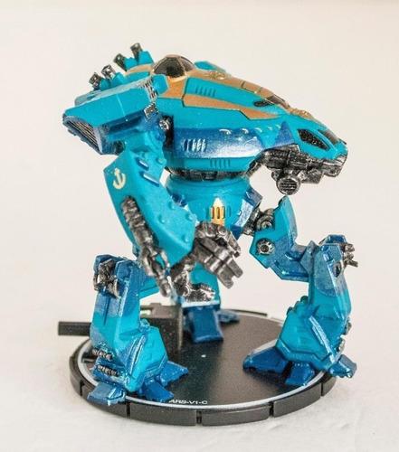 miniatura mechwarrior battletech - mechwarrior poseidon ares