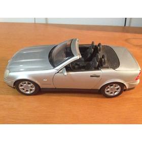 Miniatura Mercedes Slk 230 1996 Maisto 1/18