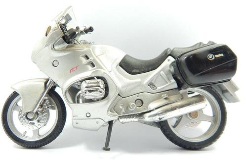 miniatura moto #27 bmw rt 1:18