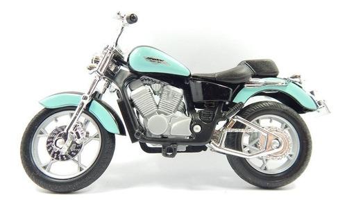 miniatura moto #30 wlly showdown 1:18