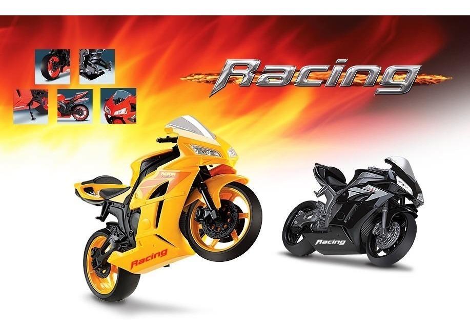 Moto Racing Motorcycle 0905 Roma - Caminhões, Motos e