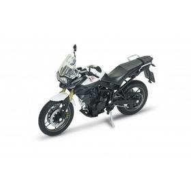 Miniatura Moto Triumph Tiger 800 1/18 California Cycle