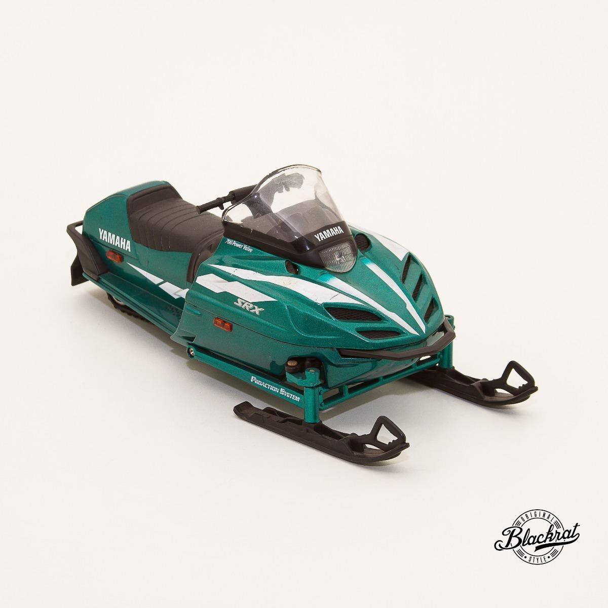 Miniatura New-ray Yamaha Snowmobile Mountain Srx 700 - 1999