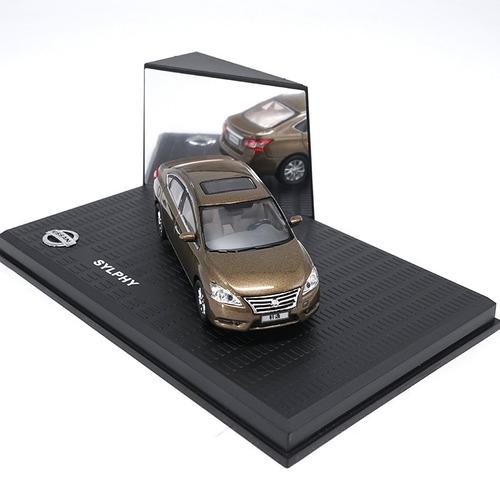 miniatura - nissan sentra  - customizado - 1:43 - model