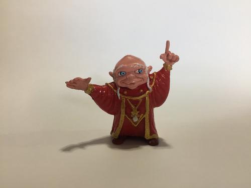 miniatura o mestre dos magos resina 6 cm - bonellihq g19