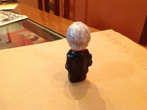 miniatura o poderoso chefao resina 8,5 cm - bonellihq e18