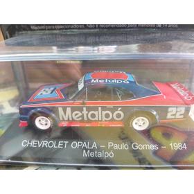 Miniatura Opala Stock Car Paulo Gomes Metalpo