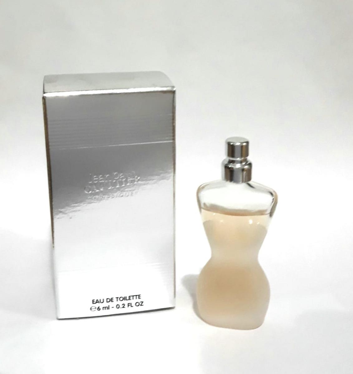 167330f52 miniatura perfume 6ml jean paul gaultier classique edt. Carregando zoom.
