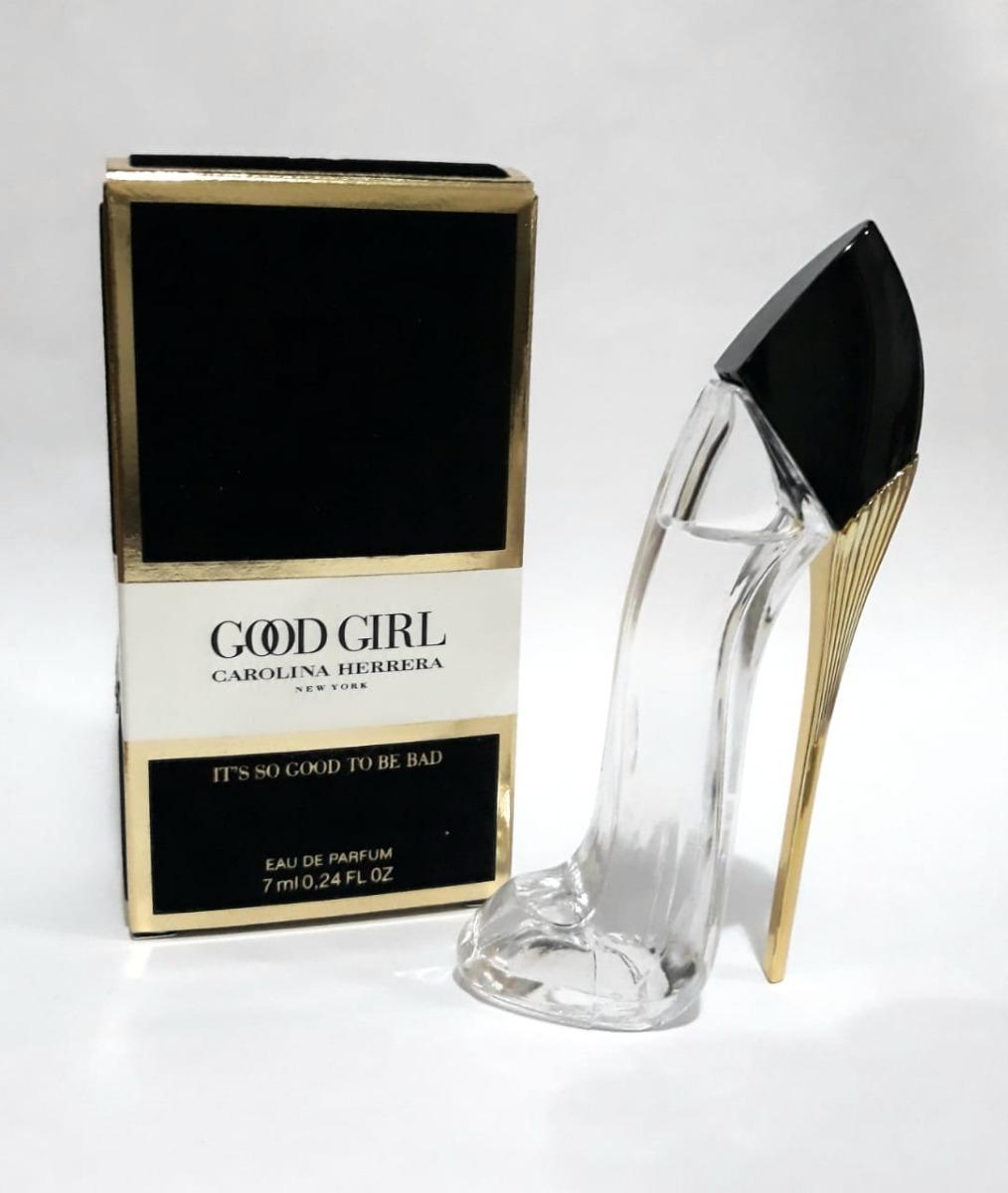 88bb3978249 miniatura perfume good girl carolina herrera edp 7ml. Carregando zoom.