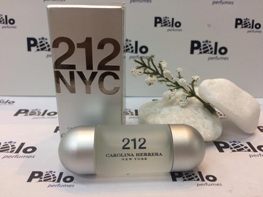 725688efe miniatura perfume importado 212 nyc edt 5ml carolina herrera. Carregando  zoom.