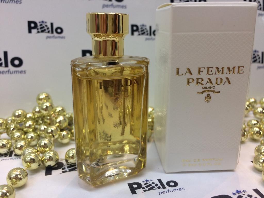 43a6541980060 miniatura perfume importado la femme prada edp 9ml. Carregando zoom.