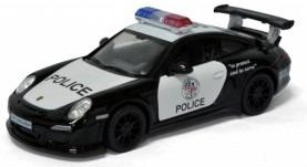 miniatura porche 911 da polícia