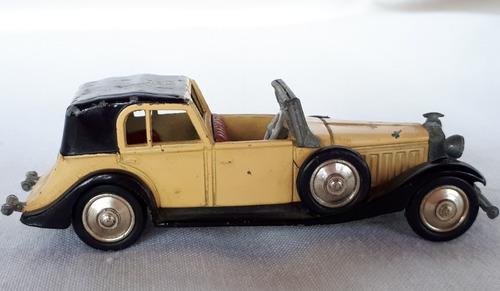 miniatura rami jmk hispano suiza 10a 1934