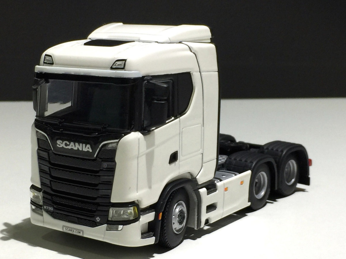 Miniatura Scania S730 Wsi 1:50