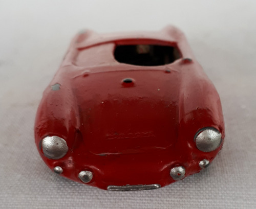 miniatura solido porsche spyder
