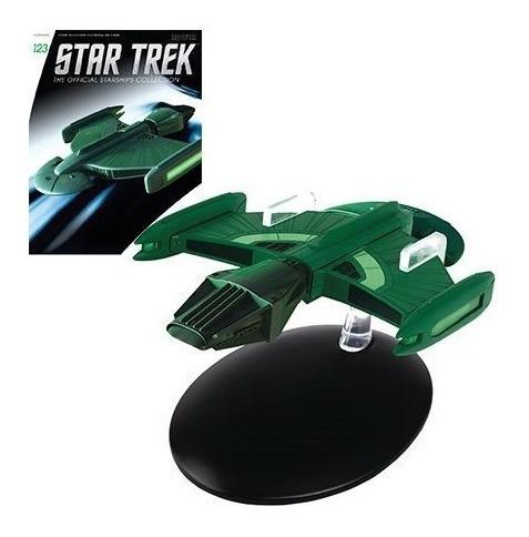 miniatura star trek 123 romulan science vessel bonellihq l19
