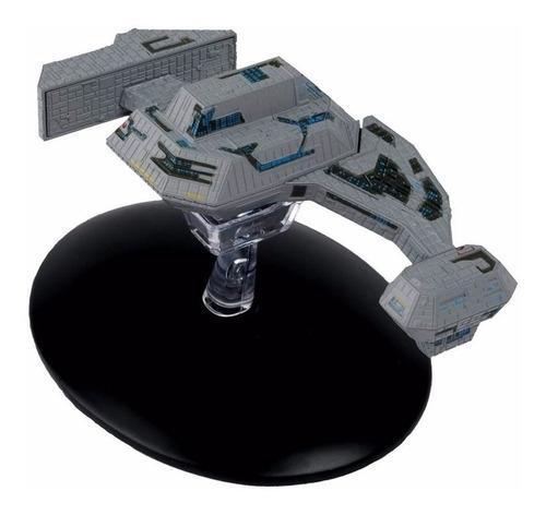 miniatura star trek 73 borg renegade's ship - bonellihq l19