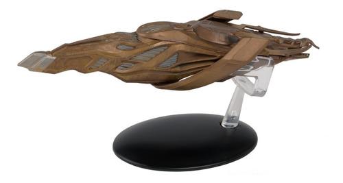 miniatura star trek discovery vulcan cruiser - bonellihq l18