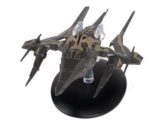 miniatura star trek special altamid swarm ship bonellihq c18