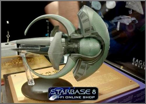 miniatura star trek spock's jellyfish ship - bonellihq c18