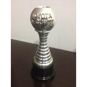 Miniatura Taça Intercontinental Secundaria Mundial São Paulo