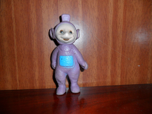 miniatura teletubbies roxo - tink winky