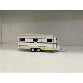 Miniatura Trailer Karmann Ghia Kc520 Escala 1:43