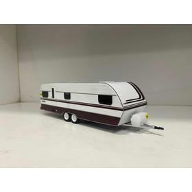 Miniatura Trailer Karmann Ghia Kc740 Escala 1:43