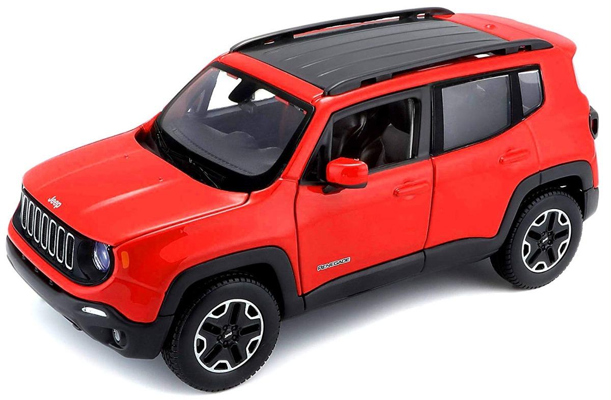 miniatura truck 2017 jeep renegade special edition 1 2 r